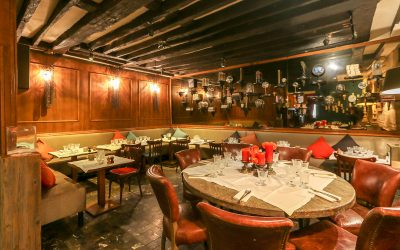 "Monteverdi : the so ""Saint-Germain"" restaurant  for private hire!"