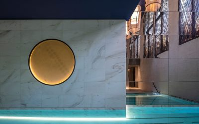The Akasha Spa of Lutetia Hotel