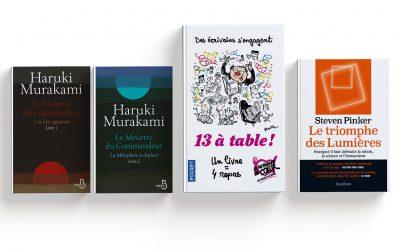 Les livres sous le sapin