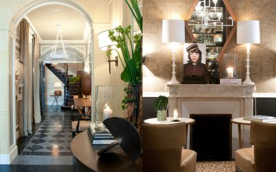 The place Saint-Sulpice and the refined charm of hotel Récamier****
