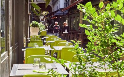 Un Dimanche àParis: gourmet story(s)